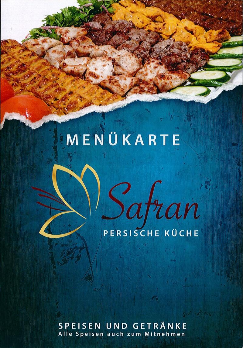 Safran-menue1
