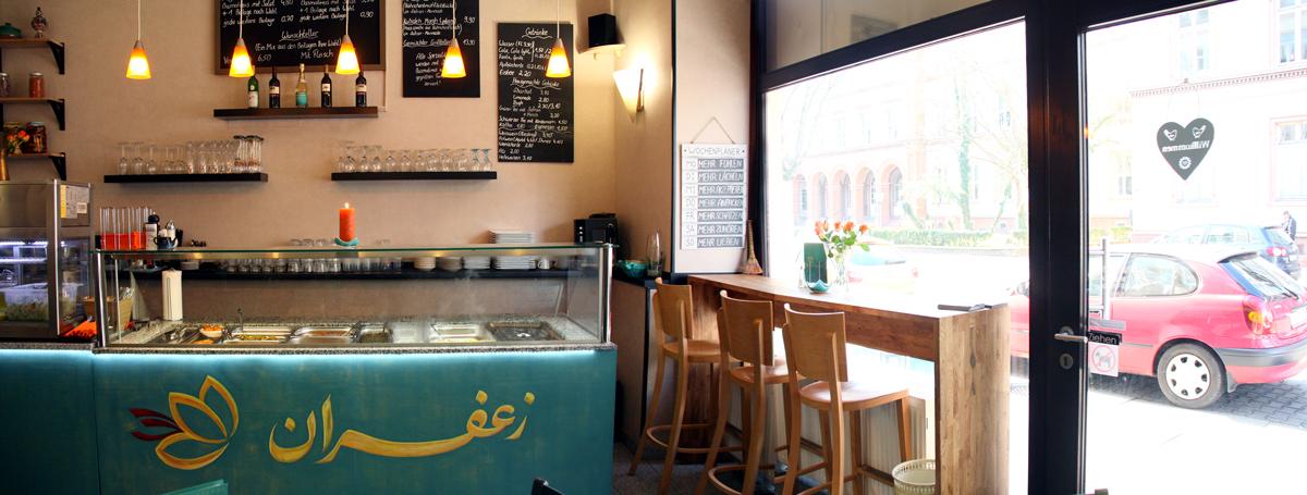 persisches Restaurant Wiesbaden, Safran persische Küche