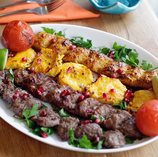 Safran-Wiesbaden-Kabab